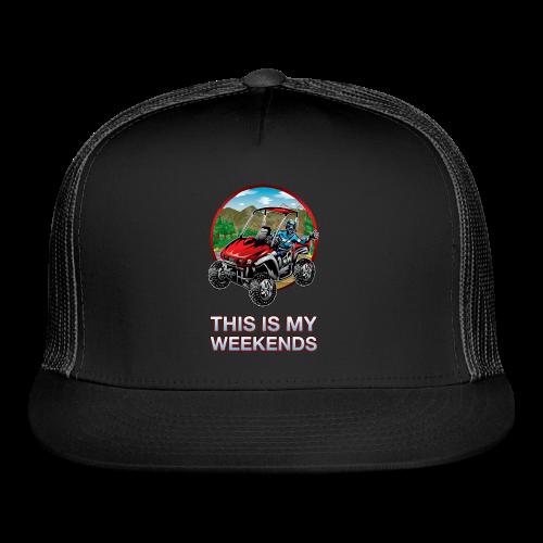UTV Weekend Waver - Trucker Cap