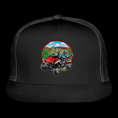 Mountain Side-x-Side - Trucker Cap