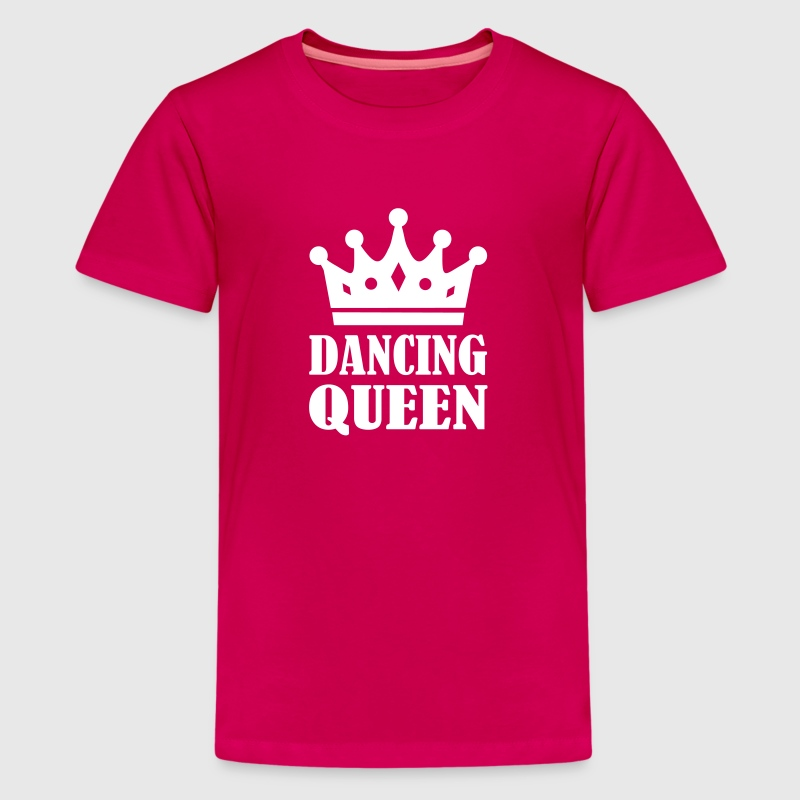 Dancing Queen Kids' Shirts - Kids' Premium T-Shirt