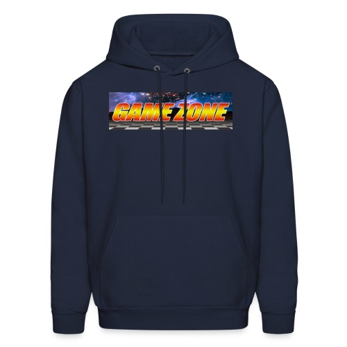The Game Zone Marquee - Men's Hoodie