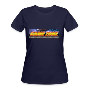 The Game Zone Marquee - Women's 50/50 T-Shirt