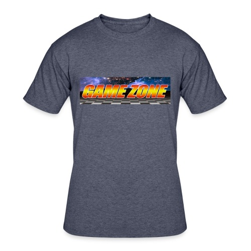 The Game Zone Marquee - Men's 50/50 T-Shirt