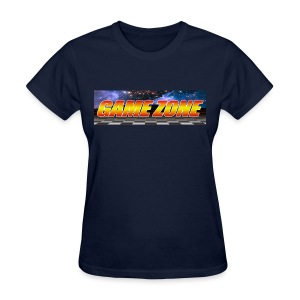 The Game Zone Marquee - Women's T-Shirt