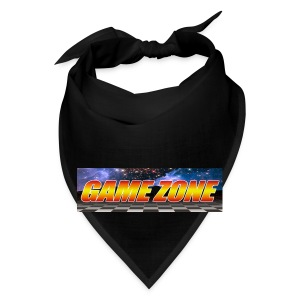 The Game Zone Marquee - Bandana