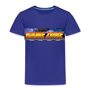The Game Zone Marquee - Toddler Premium T-Shirt
