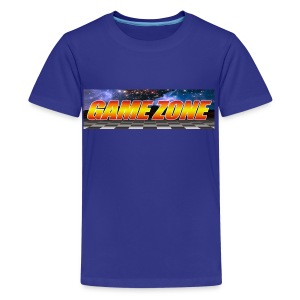 The Game Zone Marquee - Kids' Premium T-Shirt