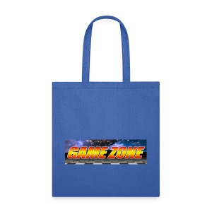 The Game Zone Marquee - Tote Bag