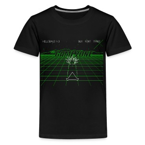 The Game Zone Vector Battle - Kids' Premium T-Shirt