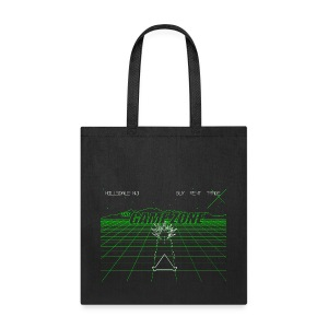 The Game Zone Vector Battle - Tote Bag