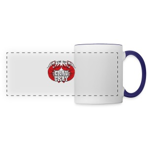 I'm So Cray Cray - Panoramic Mug