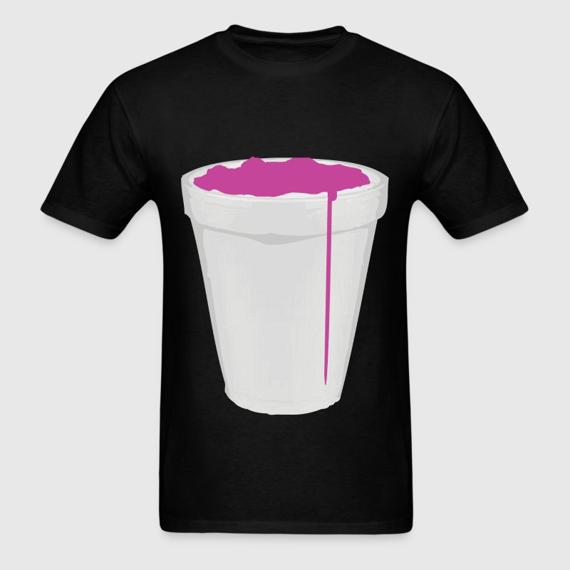 Purple Cup - Men's T-Shirt