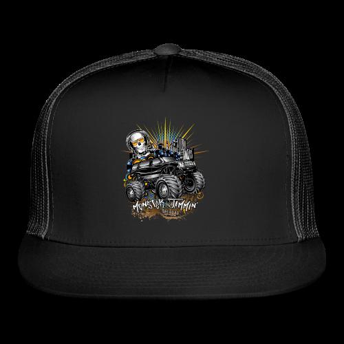 Monster Cadillac Escalade Shirt - Trucker Cap