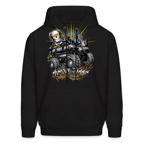 Monster Cadillac Escalade Shirt - Men's Hoodie