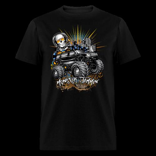 Monster Cadillac Escalade Shirt - Men's T-Shirt