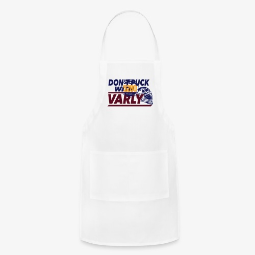 Don't Puck With Varly - Mens T-shirt - Adjustable Apron