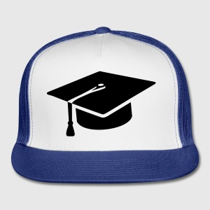 Graduation hat T-Shirts - Trucker Cap