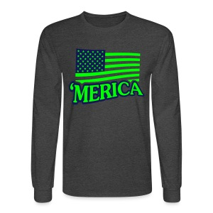 Merica - Men's Long Sleeve T-Shirt