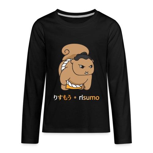 risu - sumo