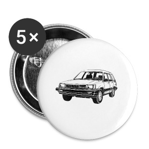 Toyota Tercel 4WD illustration - Large Buttons