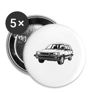 Toyota Tercel 4WD illustration - Small Buttons