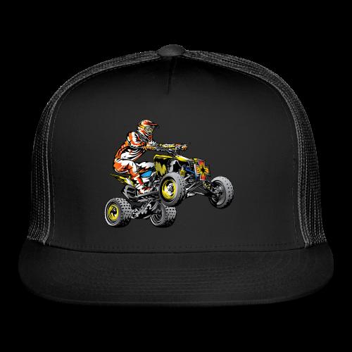 ATV Racing T-Shirt - Trucker Cap