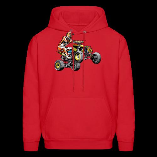ATV Racing T-Shirt - Men's Hoodie