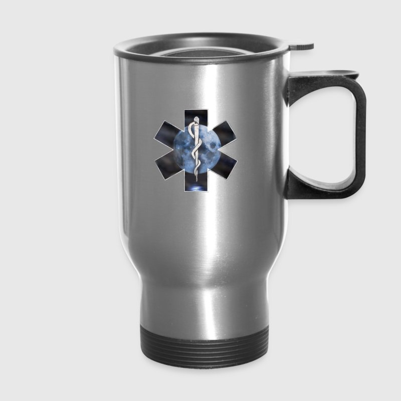 Night Shift EMS Coffee Mug - Travel Mug