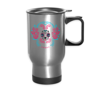 Muttville's AY CHIHUAHUA! for women - Travel Mug