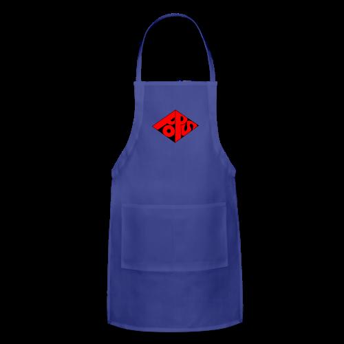 PoPS Logo Men's T-Shirt - American Apparel - Adjustable Apron