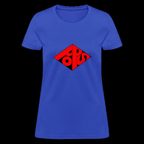 PoPS Logo Men's T-Shirt - American Apparel - Women's T-Shirt