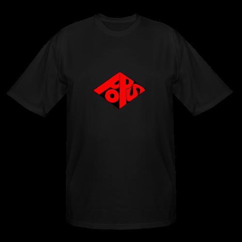 PoPS Logo Men's T-Shirt - American Apparel - Men's Tall T-Shirt