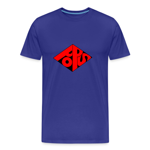 PoPS Logo Men's T-Shirt - American Apparel - Men's Premium T-Shirt
