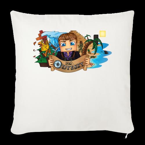The Odyssey MEN - Throw Pillow Cover