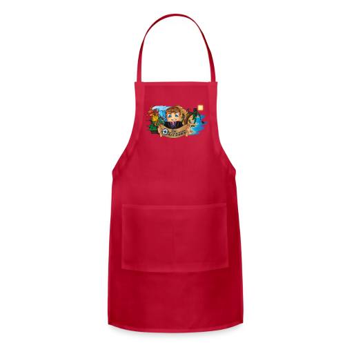 The Odyssey MEN - Adjustable Apron