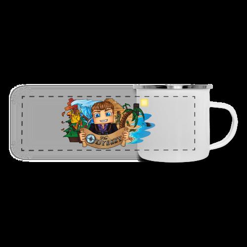 The Odyssey MEN - Panoramic Camper Mug