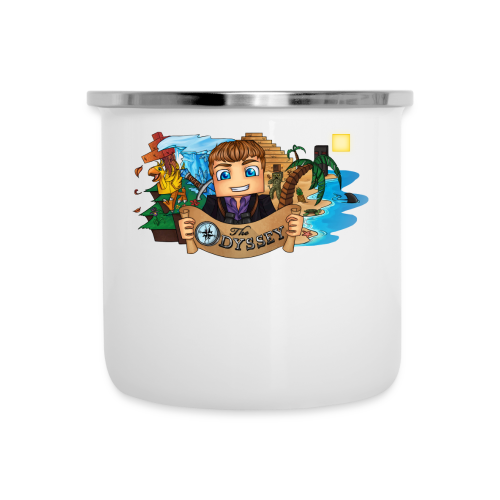 The Odyssey MEN - Camper Mug