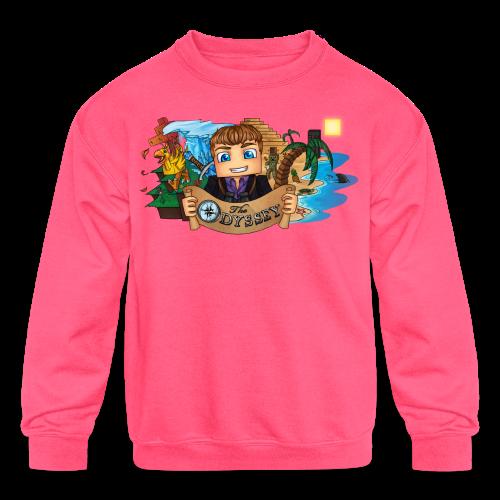 The Odyssey MEN - Kids' Crewneck Sweatshirt