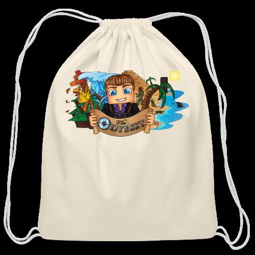The Odyssey MEN - Cotton Drawstring Bag