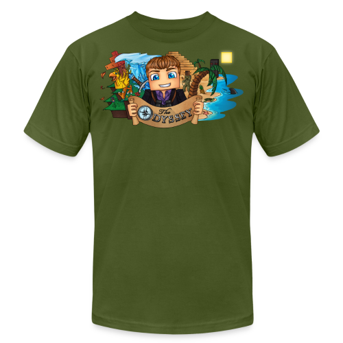 The Odyssey MEN - Men's  Jersey T-Shirt