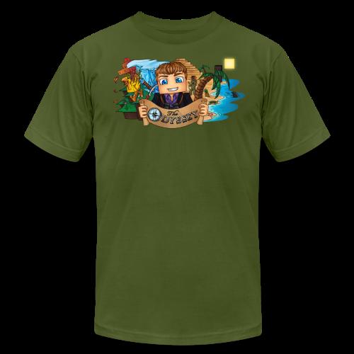 The Odyssey MEN - Men's Fine Jersey T-Shirt
