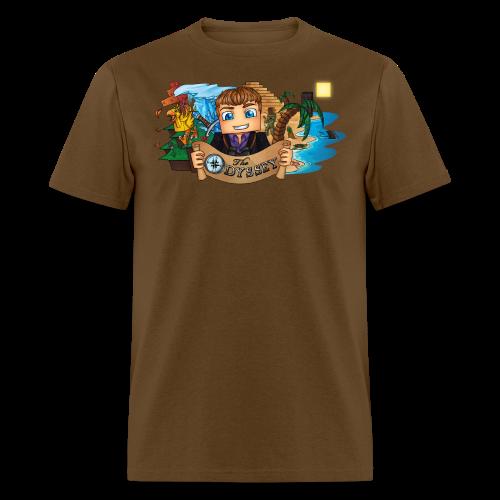 The Odyssey MEN - Men's T-Shirt