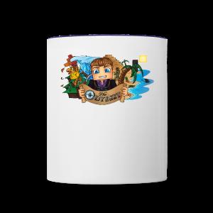 The Odyssey MEN - Contrast Coffee Mug