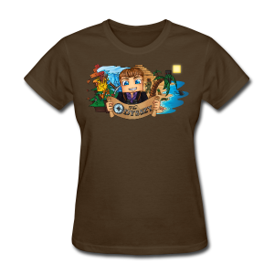 The Odyssey MEN - Women's T-Shirt