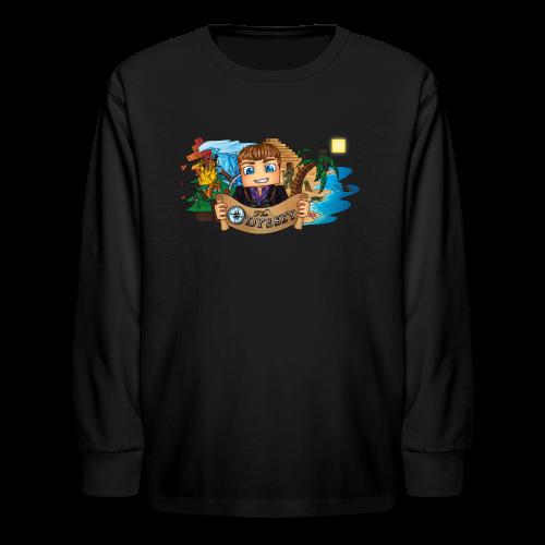 The Odyssey MEN - Kids' Long Sleeve T-Shirt
