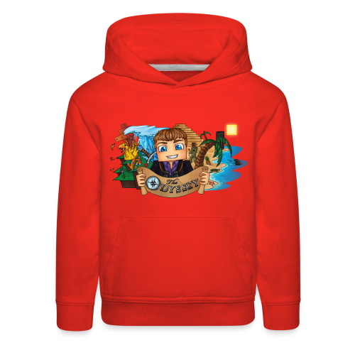 The Odyssey MEN - Kids' Premium Hoodie