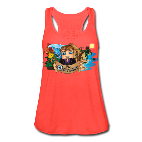 The Odyssey MEN - Women's Flowy Tank Top by Bella