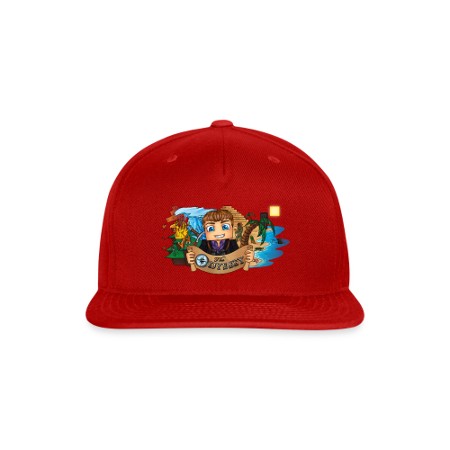 The Odyssey MEN - Snap-back Baseball Cap