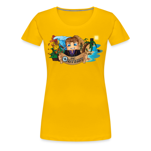 The Odyssey MEN - Women's Premium T-Shirt