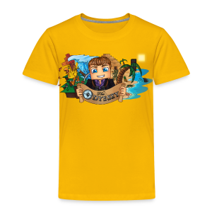 The Odyssey MEN - Toddler Premium T-Shirt