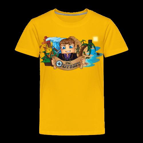 The Odyssey MEN - Toddler Premium T-Shirt